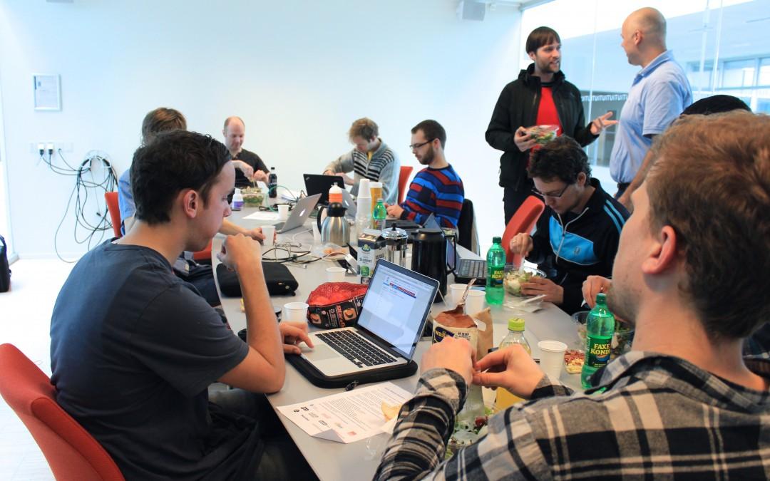 Coding Pirates afholder generalforsamling