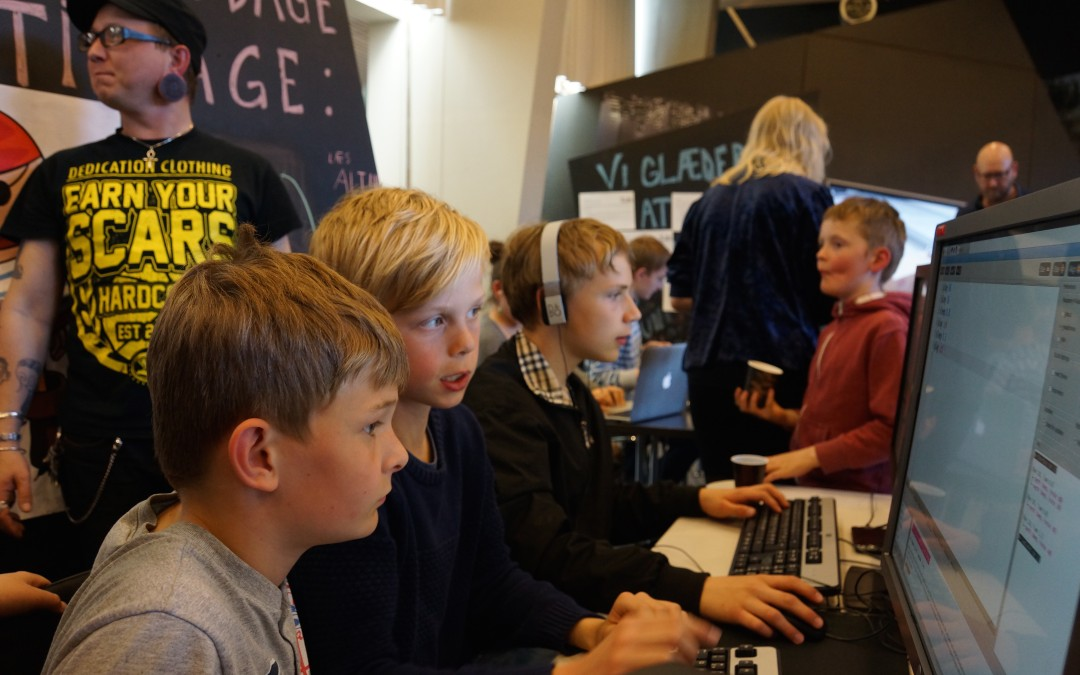 Coding Pirates åbner ny afdeling i Skanderborg