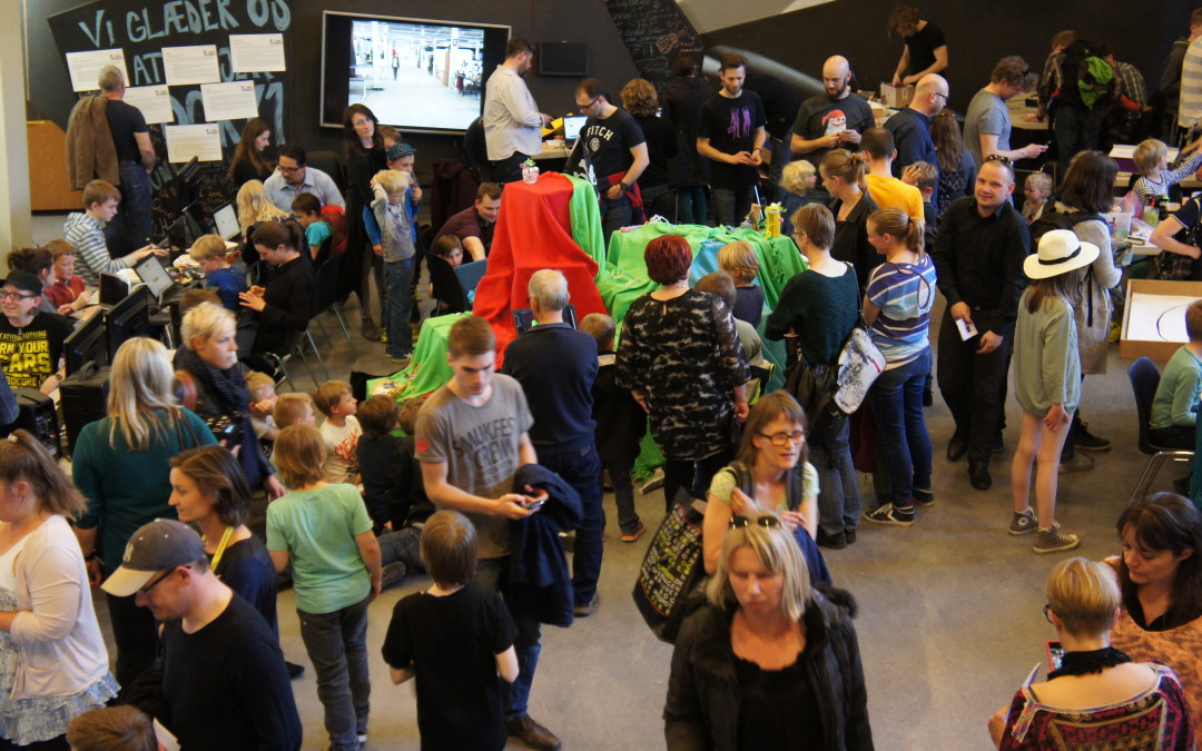 Coding Pirates indtager Internet Week Denmark