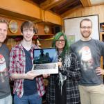 Coding Pirates It-piratskib it-paratskib folkemødet RobinSamse