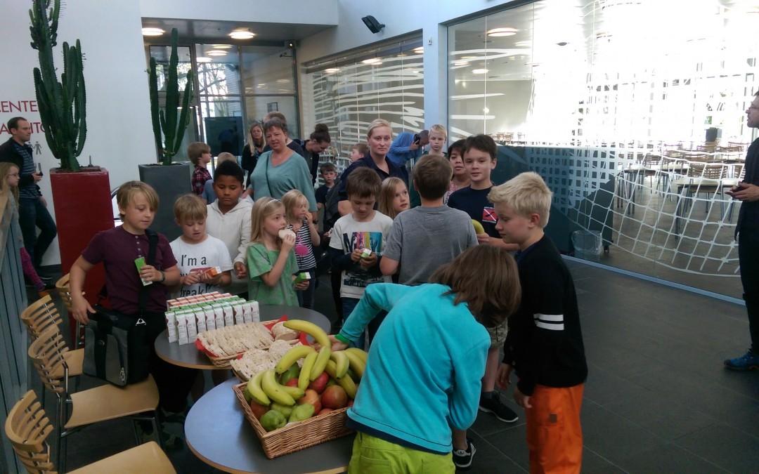 55 børn klar til ny sæson af Coding Pirates Aarhus