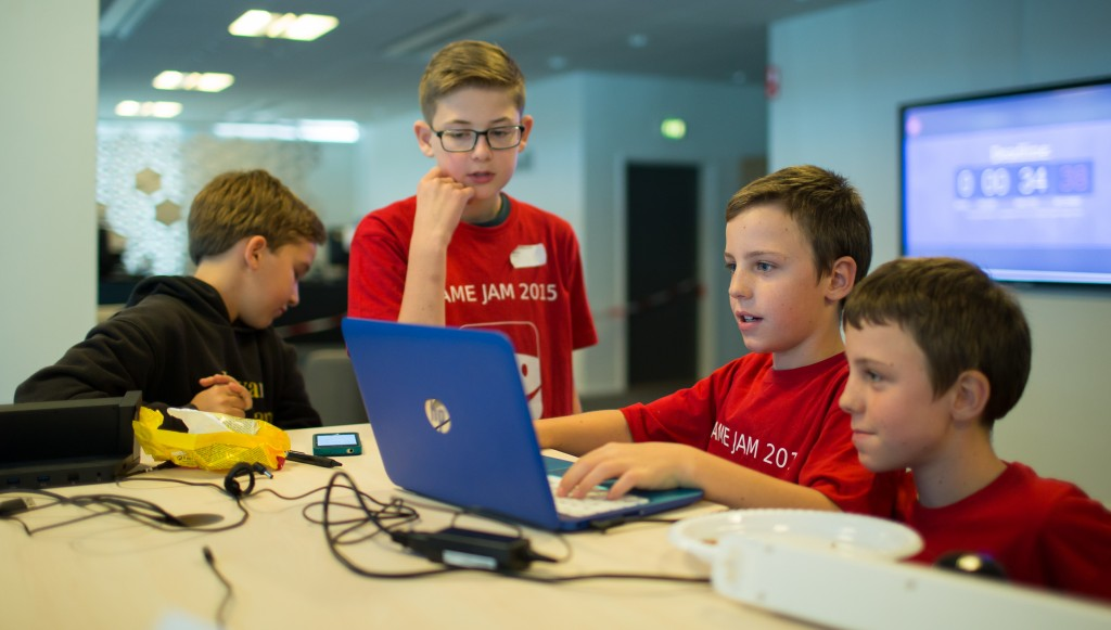 Coding Pirates Game Jam 2015