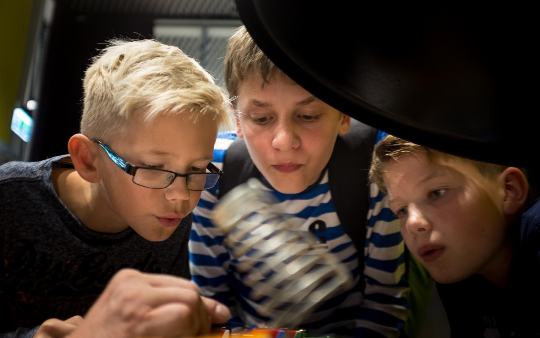Coding Pirates på Skandinaviens største bibliotek