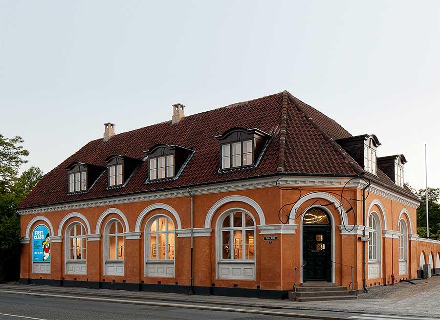 Storm P museet på Frederiksberg