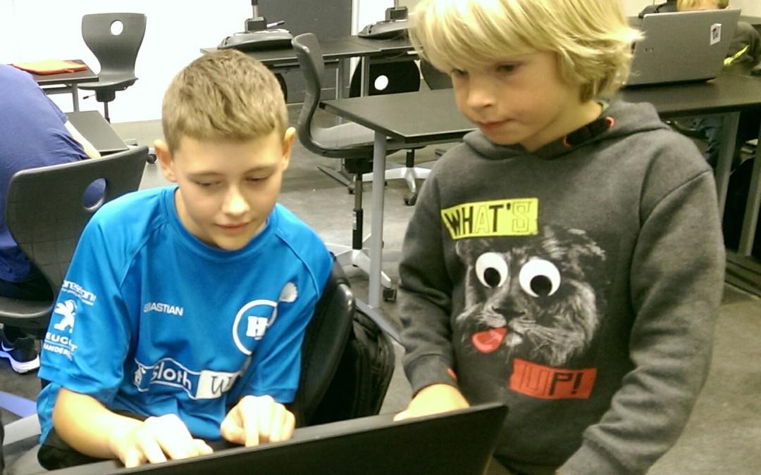 Coding Pirates opretter forening i Skanderborg