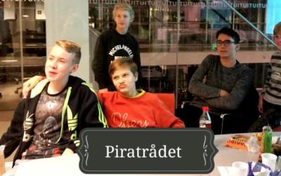 Piratråd skal bringe børn og unge mere på banen