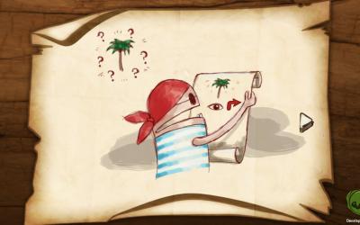 Spil det nye Coding Pirates Game til Hour Of Code