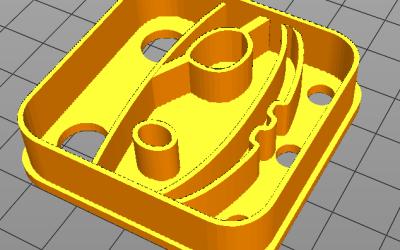 3D-print Captain Hack julekageform her eller lav din helt egen