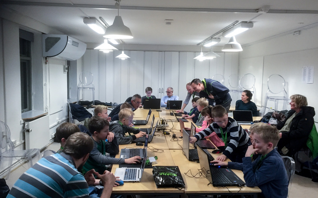 Coding Pirates opretter forening i Odense