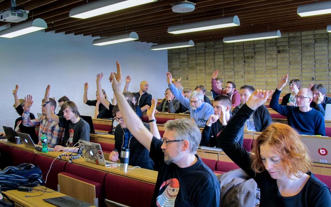 Indkaldelse til generalforsamling 2017 – Coding Pirates Aarhus
