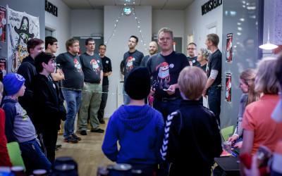 Favrskov-afdelingen: Et familieforetagende i Jylland