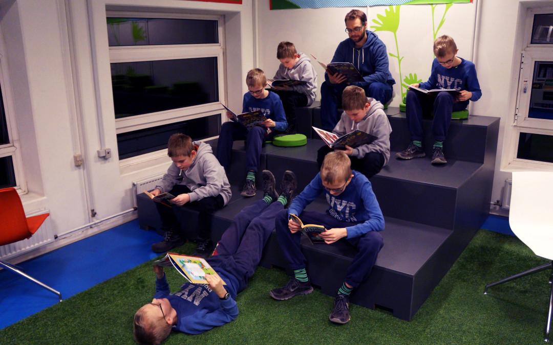 Tidsforbrydere og tricks i Tårnby