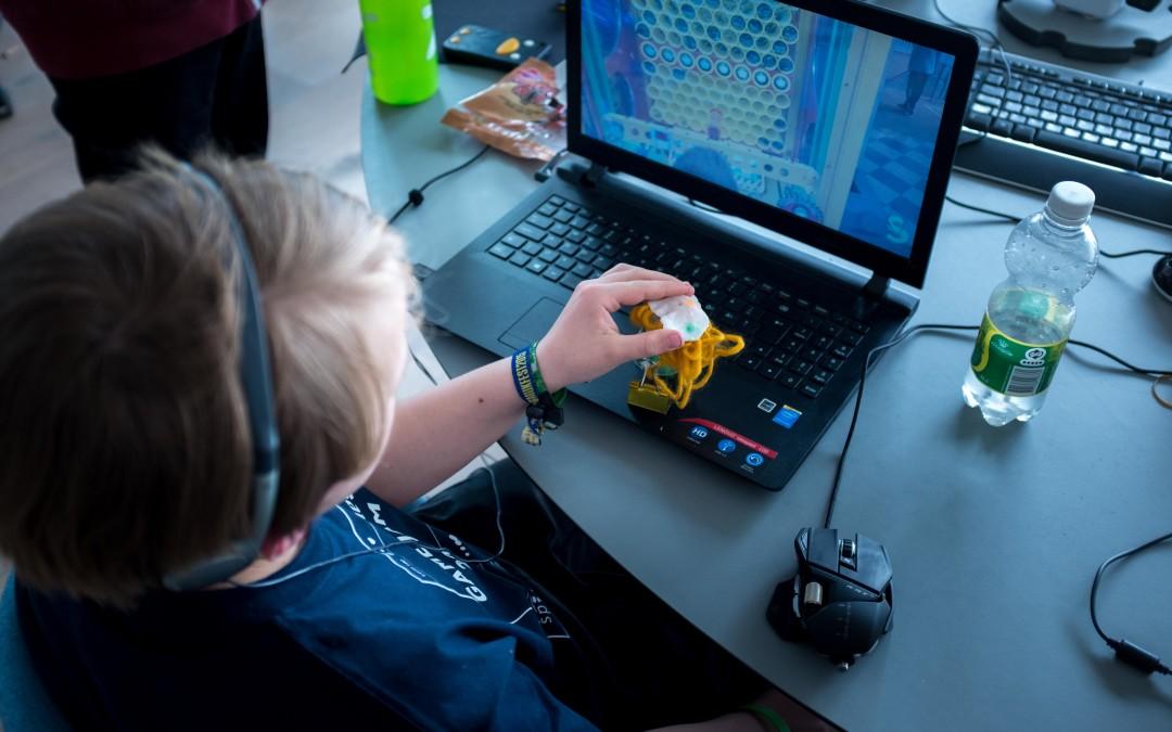 Stiftende Generalforsamling I Coding Pirates Holstebro