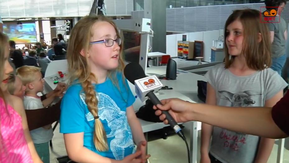 Se videoer om Coding Pirates til Internet Week Denmark