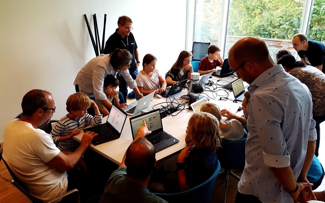 Fremtidens it-eksperter er kodepirater