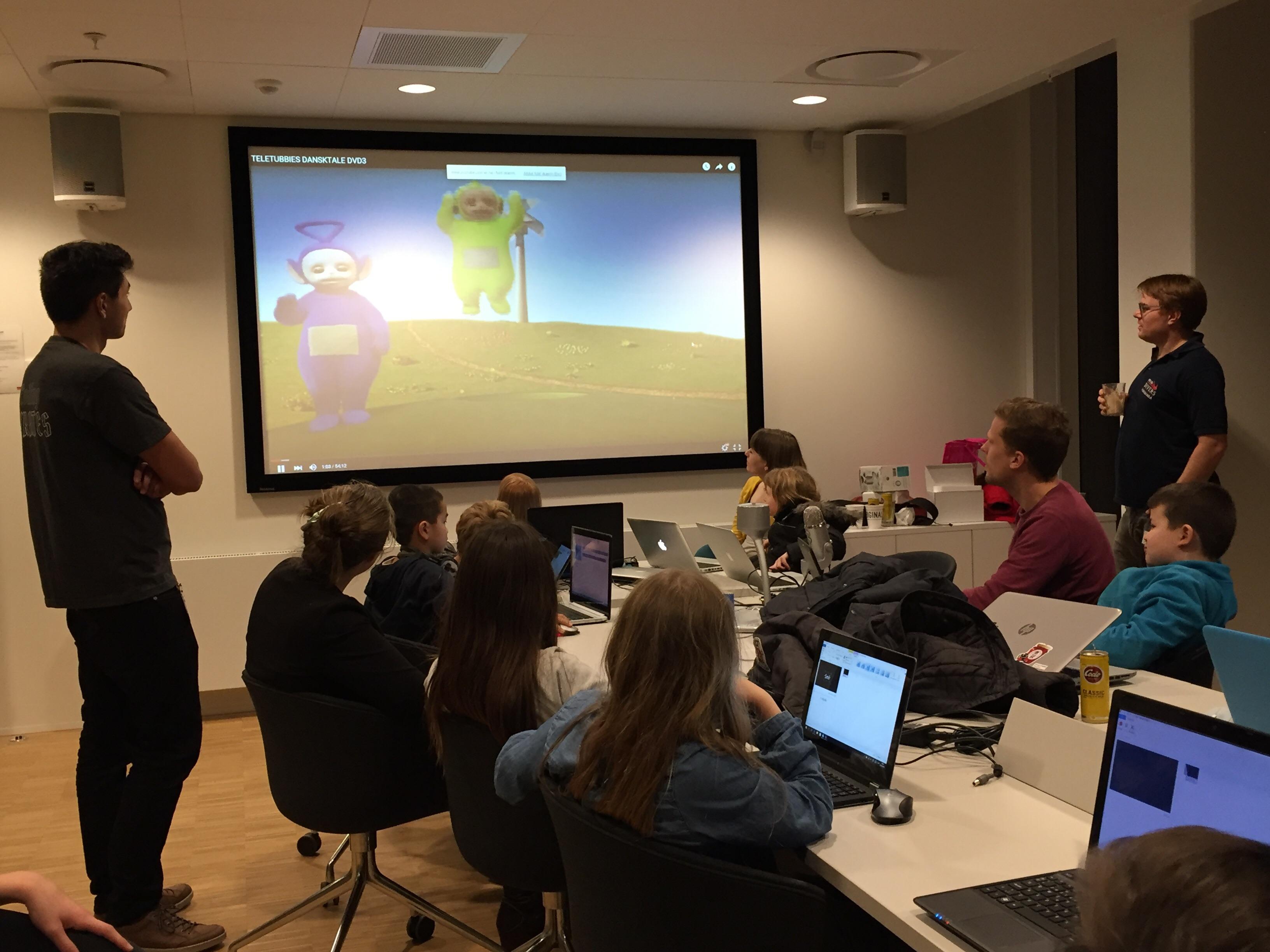 Afd. Microsoft Lyngby - Foto af Mathias Rud