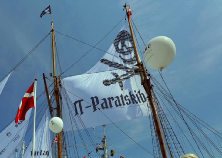 it-paratskib med ITB og Coding Pirates på Folkemødet