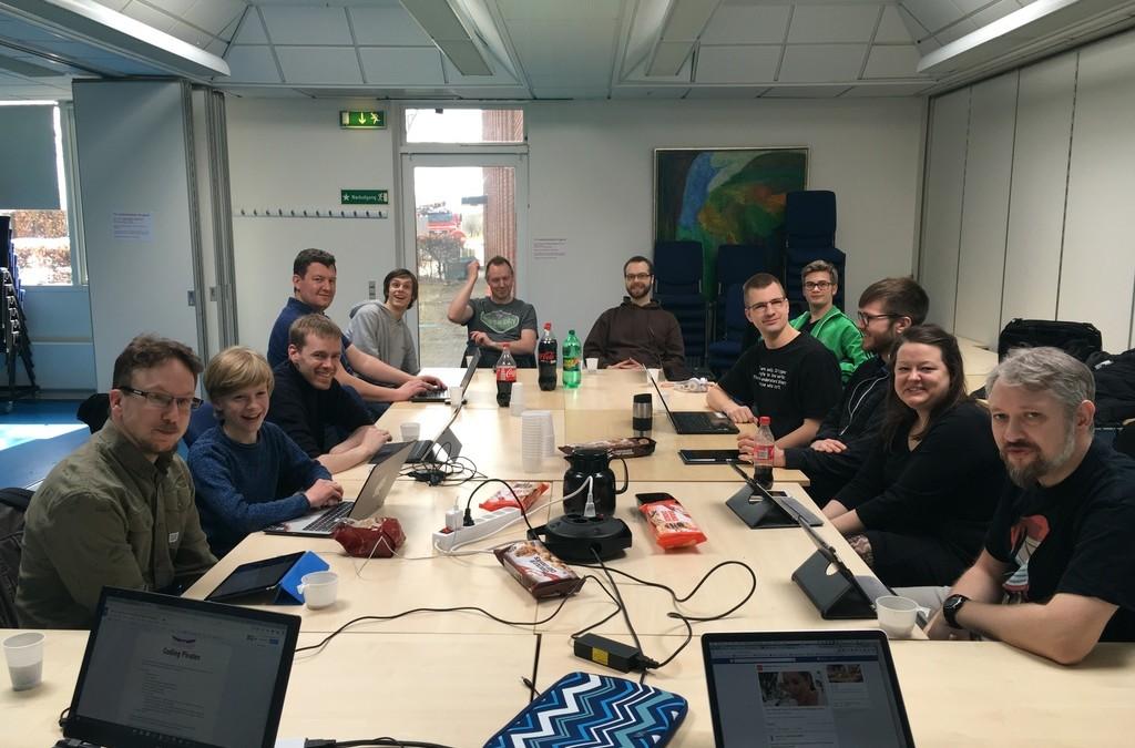 Git & Markdown workshop den 18/10/16