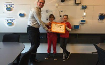 OJ Electronics hjælper med robotter til piratbørn i Sønderborg