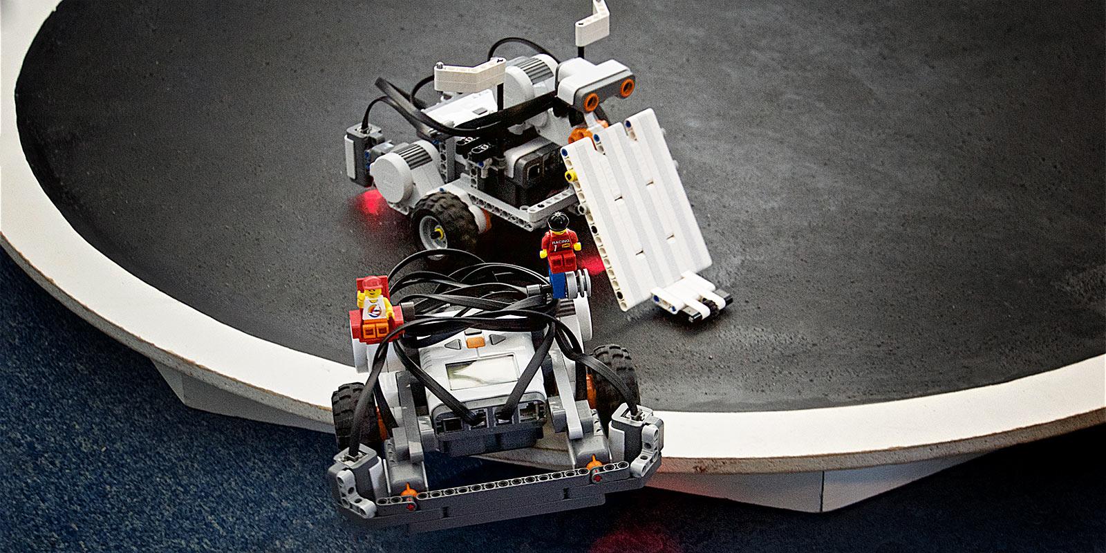 den første robot