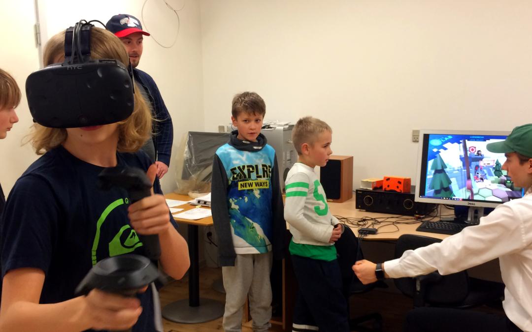 Åte VR: En GameJam-præmie