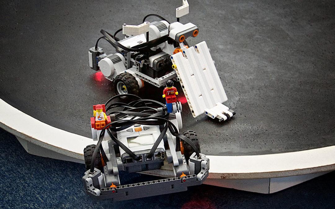 Tilmeldingen er åben til Coding Pirates Robot-turnering 2017