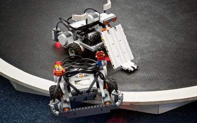 Tilmeldingen er åben til Coding Pirates Robot-turnering