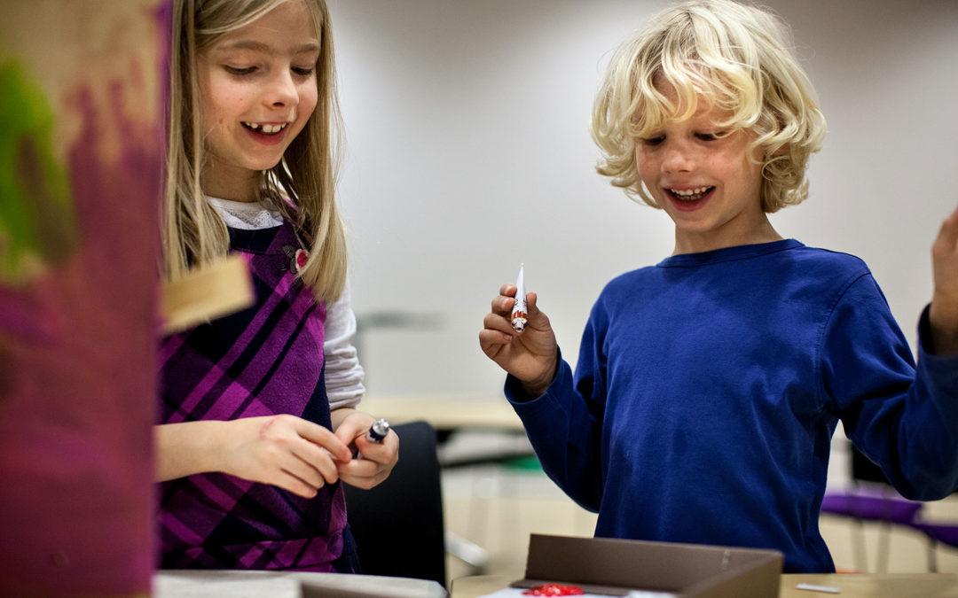 Tuborgfondet støtter op om it-kreativitet for både piger og drenge