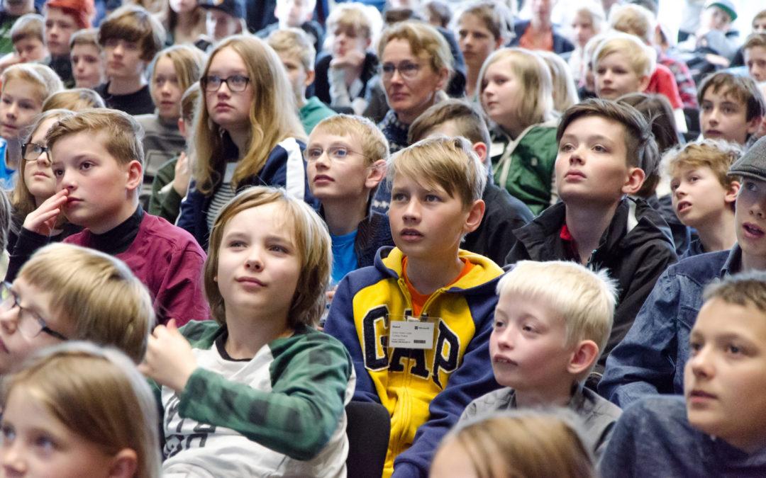 Sjov og spændende dag til Børne it-sikkerheds konference i Lyngby