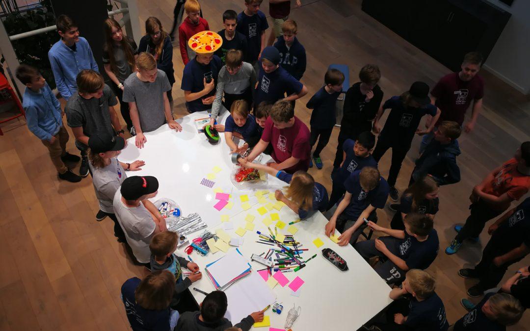 Aarhus Gamejam 2017: Spil, solskin og selfiestænger
