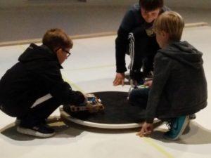 Robot Sumo-brydning