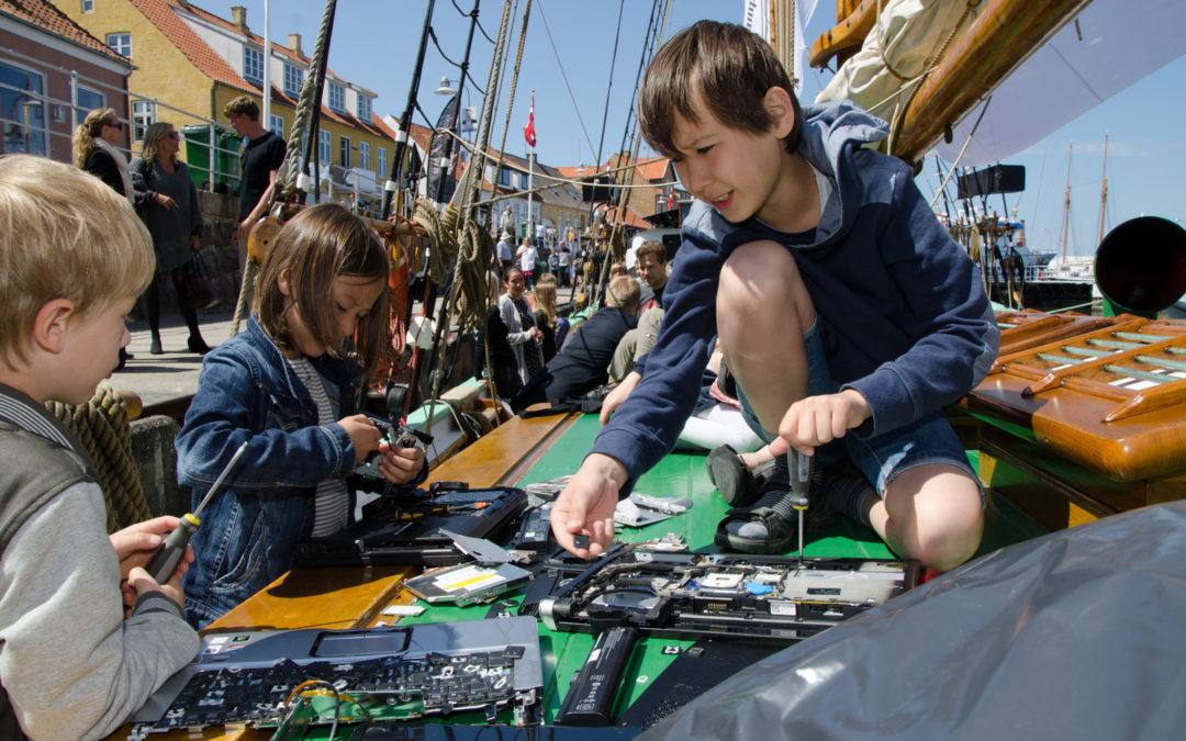 Mød Coding Pirates Bornholm og prøv teknologierne på Folkemødet 2017