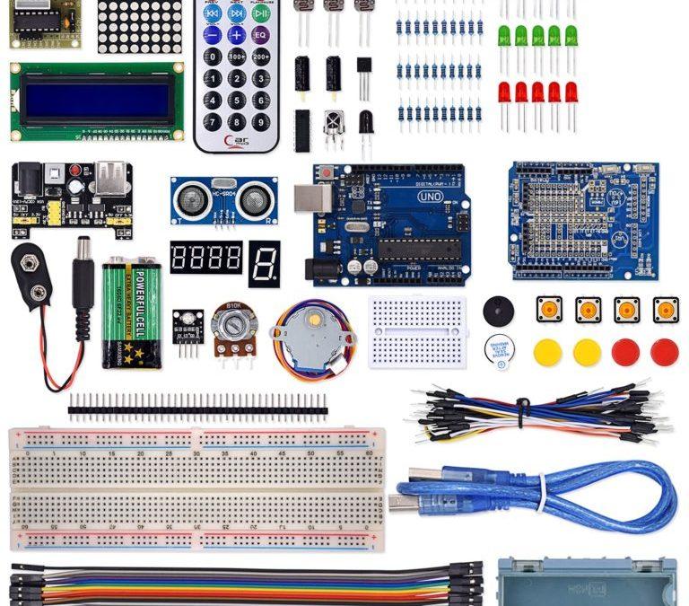 EuroTechnic A/S sponsorerer Ardu kits