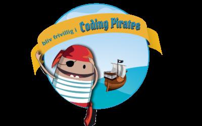 Hackathon for frivillige i Coding Pirates København