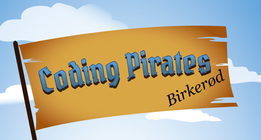 Generalforsamling 2018 i Coding Pirates Birkerød
