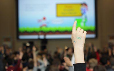 """Børne IT-konference """"Internettet Glemmer Aldrig"""""""