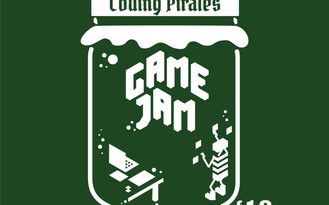 Det er tid til Game Jam 2018!