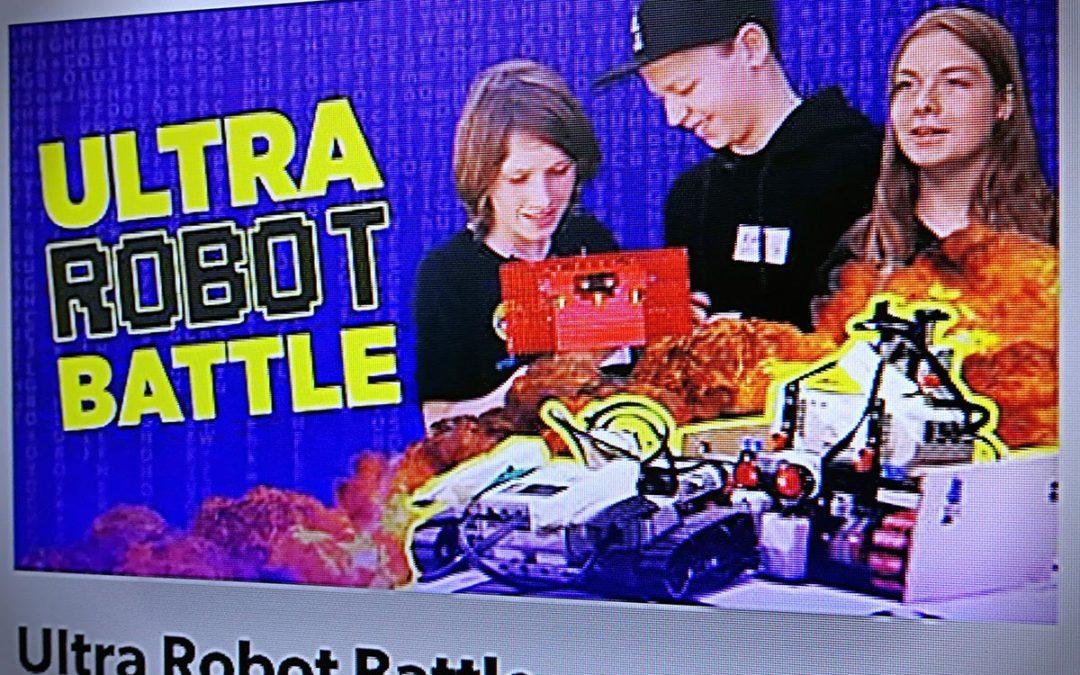 Robotturnering fremmer viden om robotter og styrker venskaber