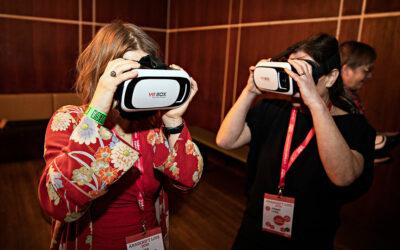 Coding Pirates inviterede til virtuelle faldskærmsudspring til Tuborgfondets Årsskrift