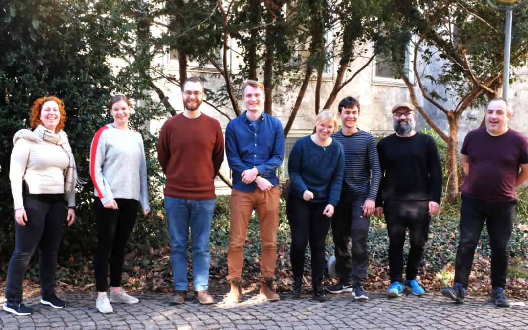 Velkommen til den nye Københavner-bestyrelse!