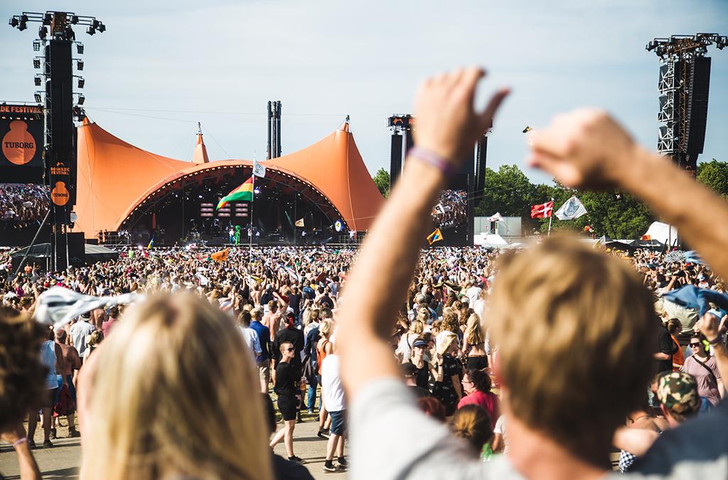 Roskilde Festival donerer 150.000 kr. til Coding Pirates