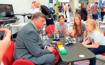 Eat your science & bits: Seje kodepirater deltog i World Food Summit