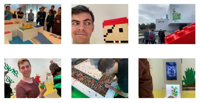 GALLERI: Frivilligtur til LEGO House