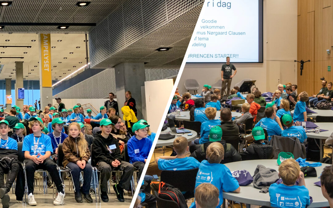 Game Jam 2019 redder verden