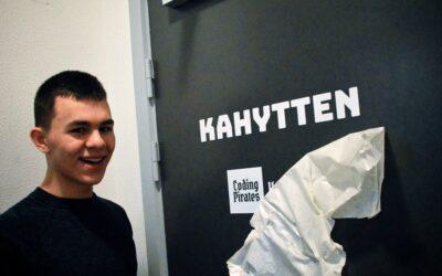 """Velkommen til """"Kahytten"""" – Københavns nye kodeklubhus"""
