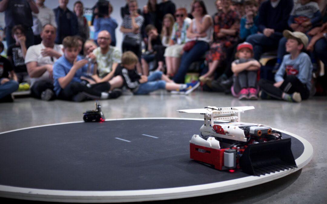 Klar til robotkamp? Her kan dine robotter kæmpe i foråret 2020