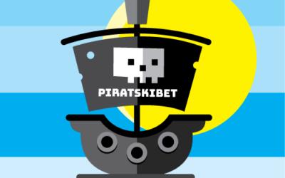 Første år med Piratskibet