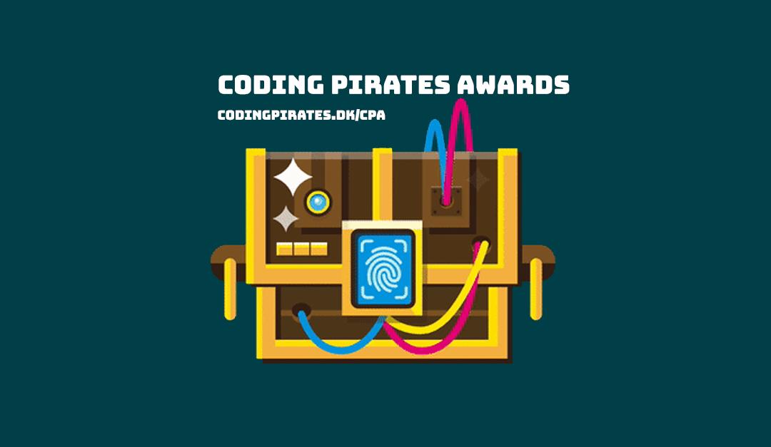 Vores nye prisuddeling – coding pirates awards